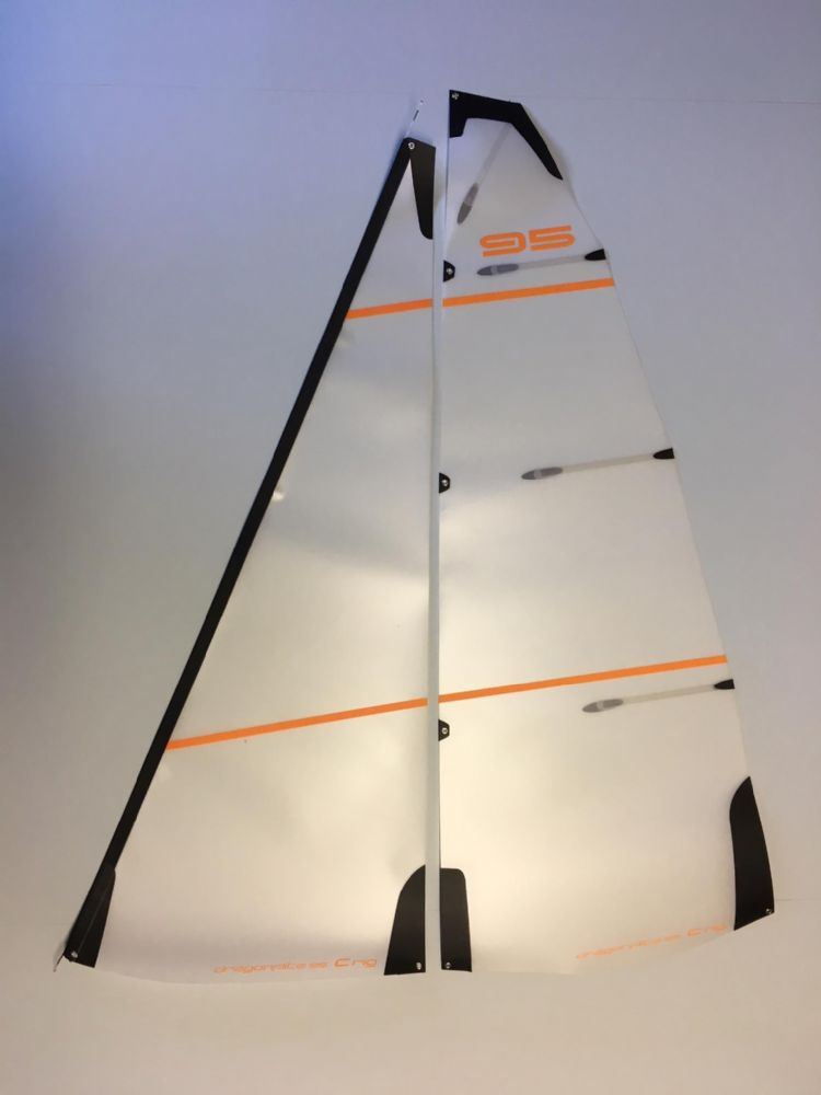 "DF95 ""C"" Set of sails from Joysway"